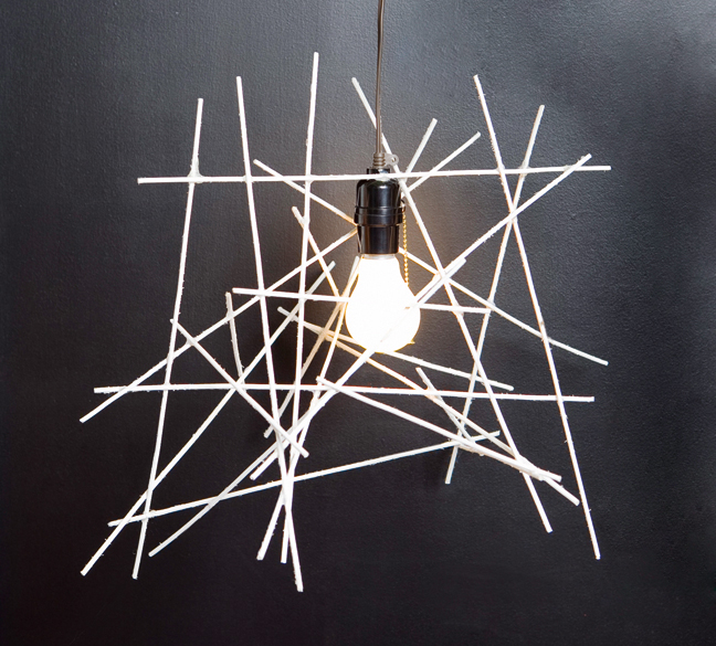 DIY-Avante Garde Pendant Light