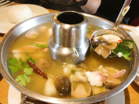 Seafood Tom Yum