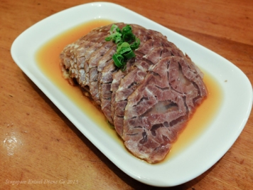 Braised Sichuan Sliced Beef