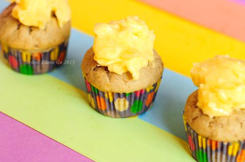 Kriscel Go 2013 Banana Cupcake-8