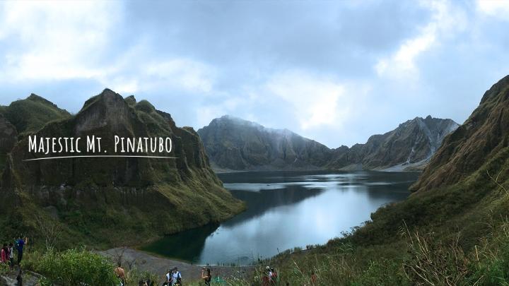 Majestic Mt. Pinatubo